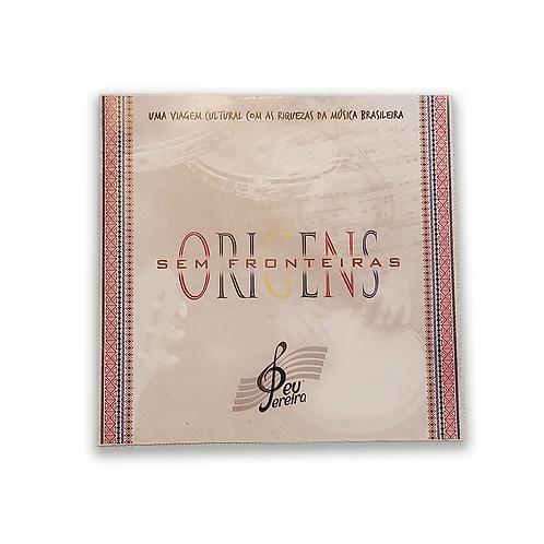 CD Origens Sem Fronteiras - Peu Pereira