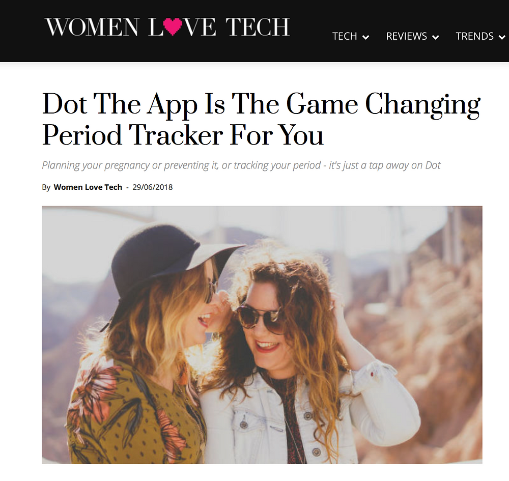 https://womenlovetech.com/dot-the-app-is-the-game-changing-period-tracker-for-you/