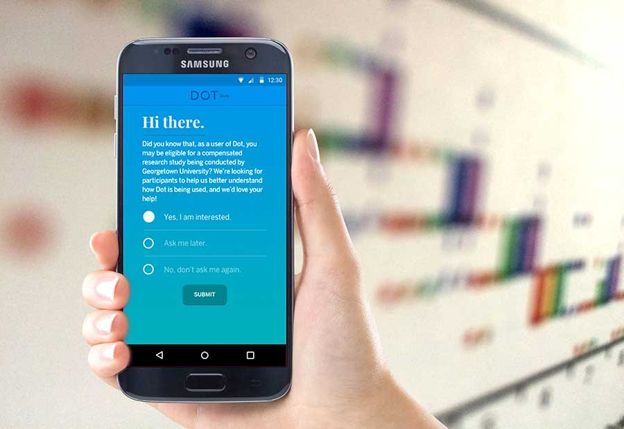 Institute for Reproductive Health Seeks Android Users To Beta Test Dot™ Fertility App