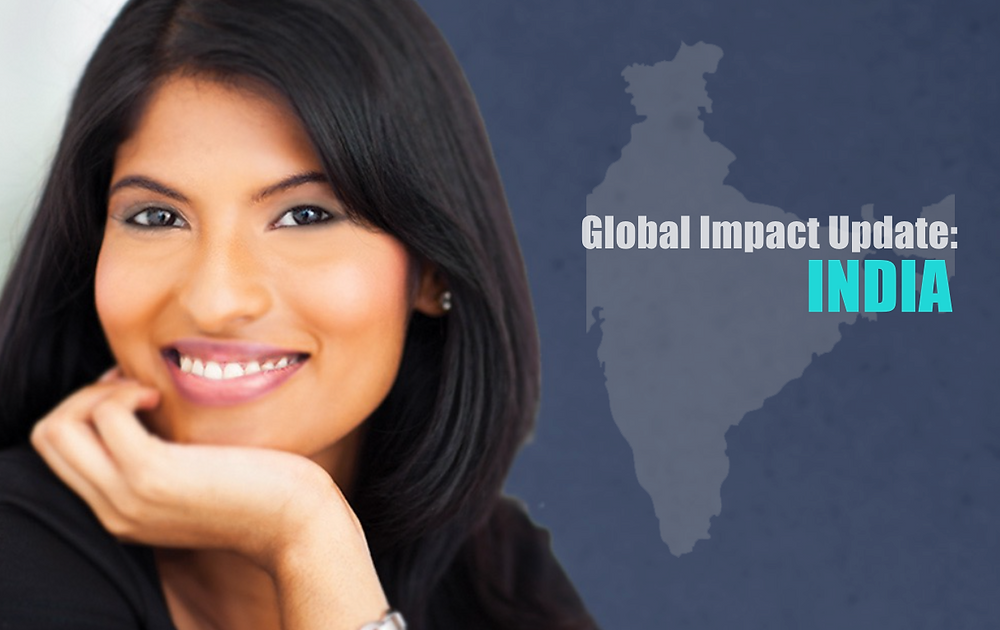 CycleBeads Global Impact: India