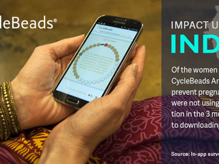 CycleBeads Android App Launches Initiative in India - Provides Women with a Complete Family Planning