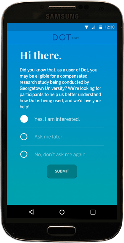 Dot Fertility & Period Tracker Efficacy Study Launch