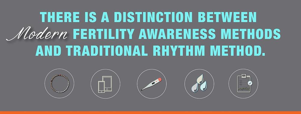 Fertility Awareness Based Methods vs. Rhythm Method
