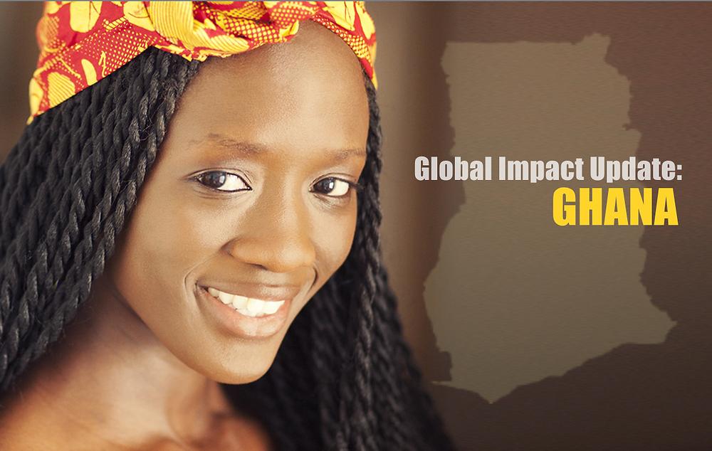 CycleBeads Global Impact: Ghana