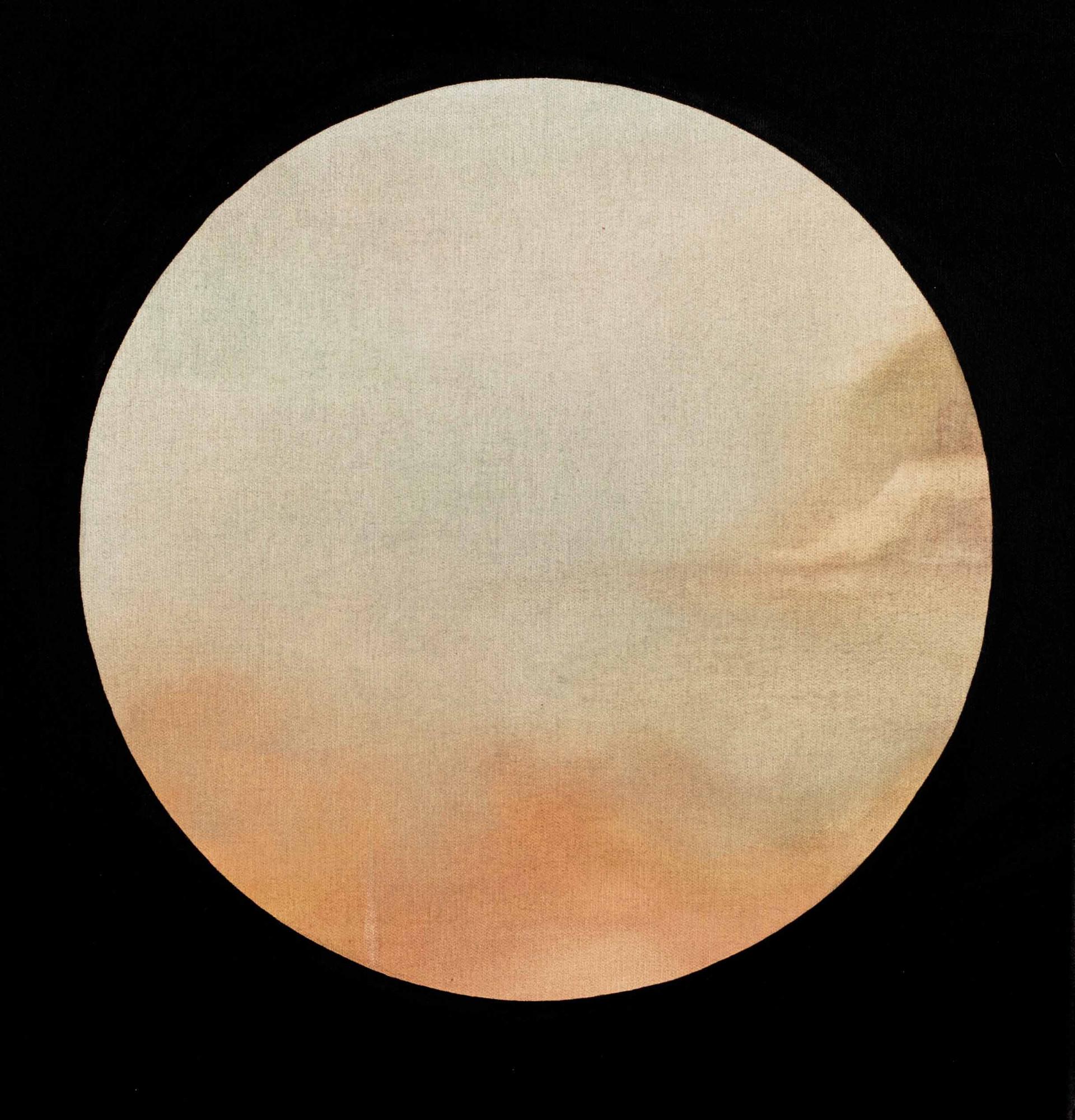 El mar no existe 2015 60x60cm Oil on canvas