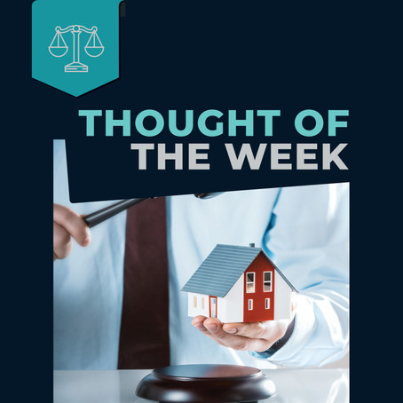 What should you keep in mind when buying property on auction?