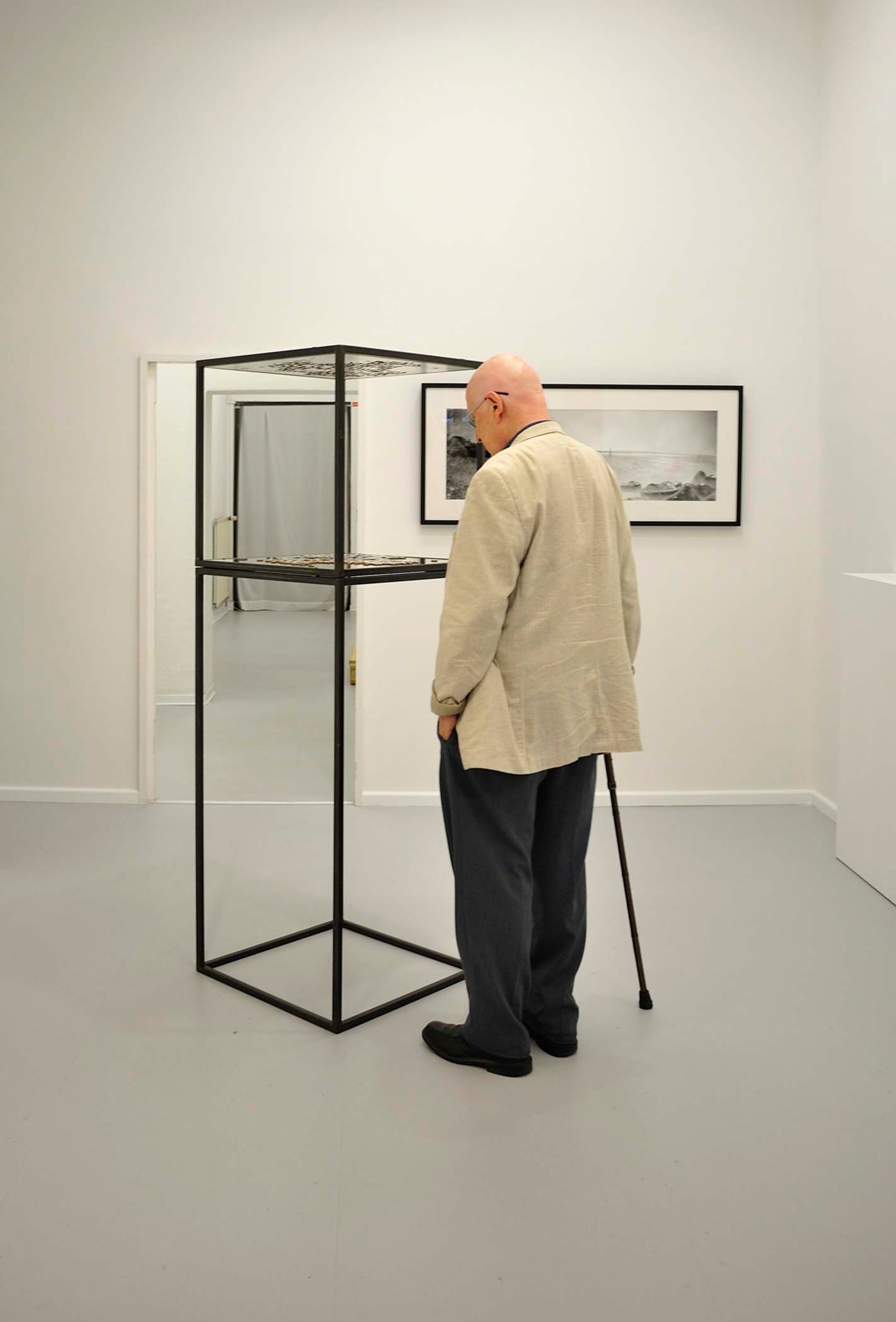 Vineta Pavilion Nr.1 Berlin Galerie Kuchling 2017