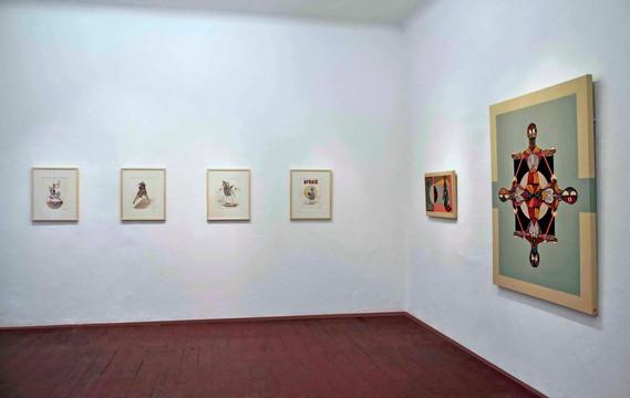 Der Geist der Orte Galerie Kuchling Berlin 2014