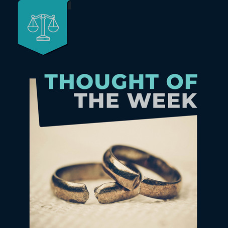 My Share, Your Share: Transfer of property on divorce