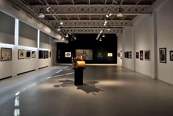 L'Art solidari 2 Museu del Suro  Palafru