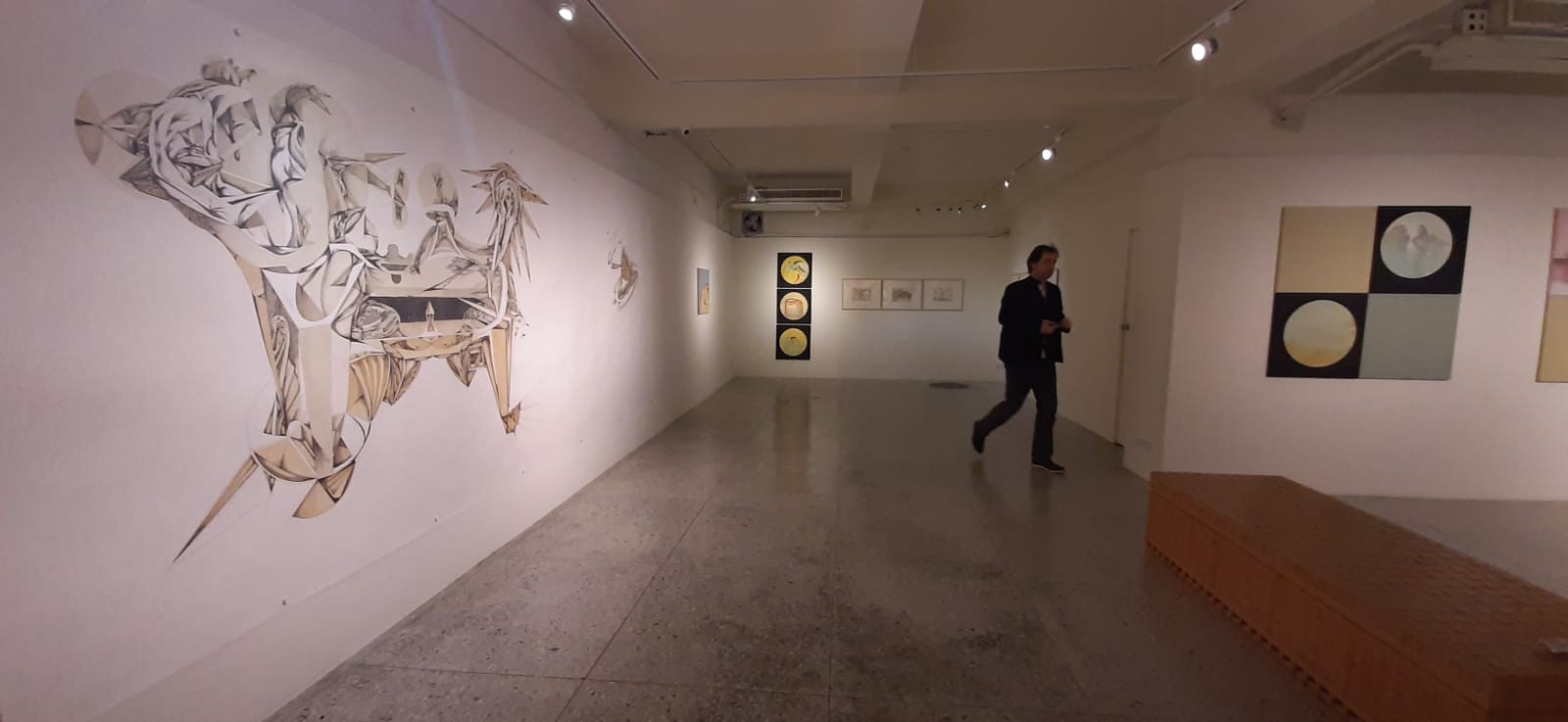Berlin Melting at Asir Art Museum 2020.Taiwan