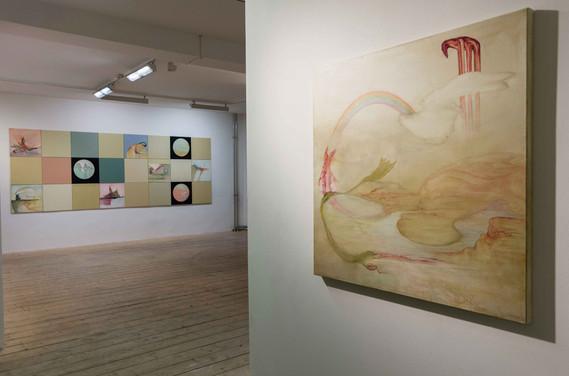 Sequences #2 Hamburg MOM-Art space 2019