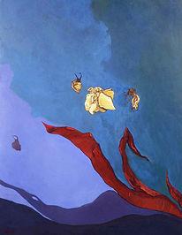 Flora 1995 75x56cm. Oil on paper copy.jp