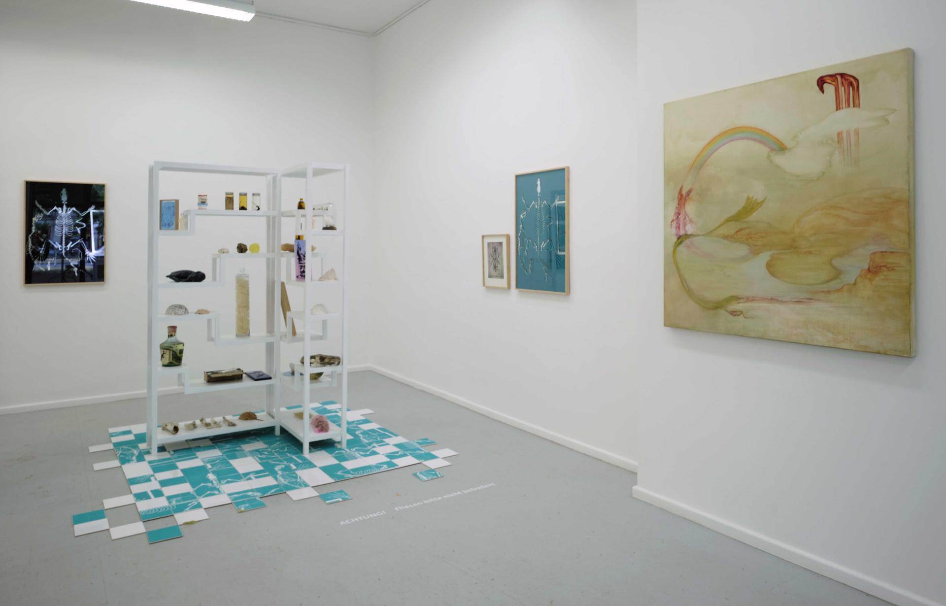 Fresh!...essays on Nature Galerie Kuchling Berlin 2020