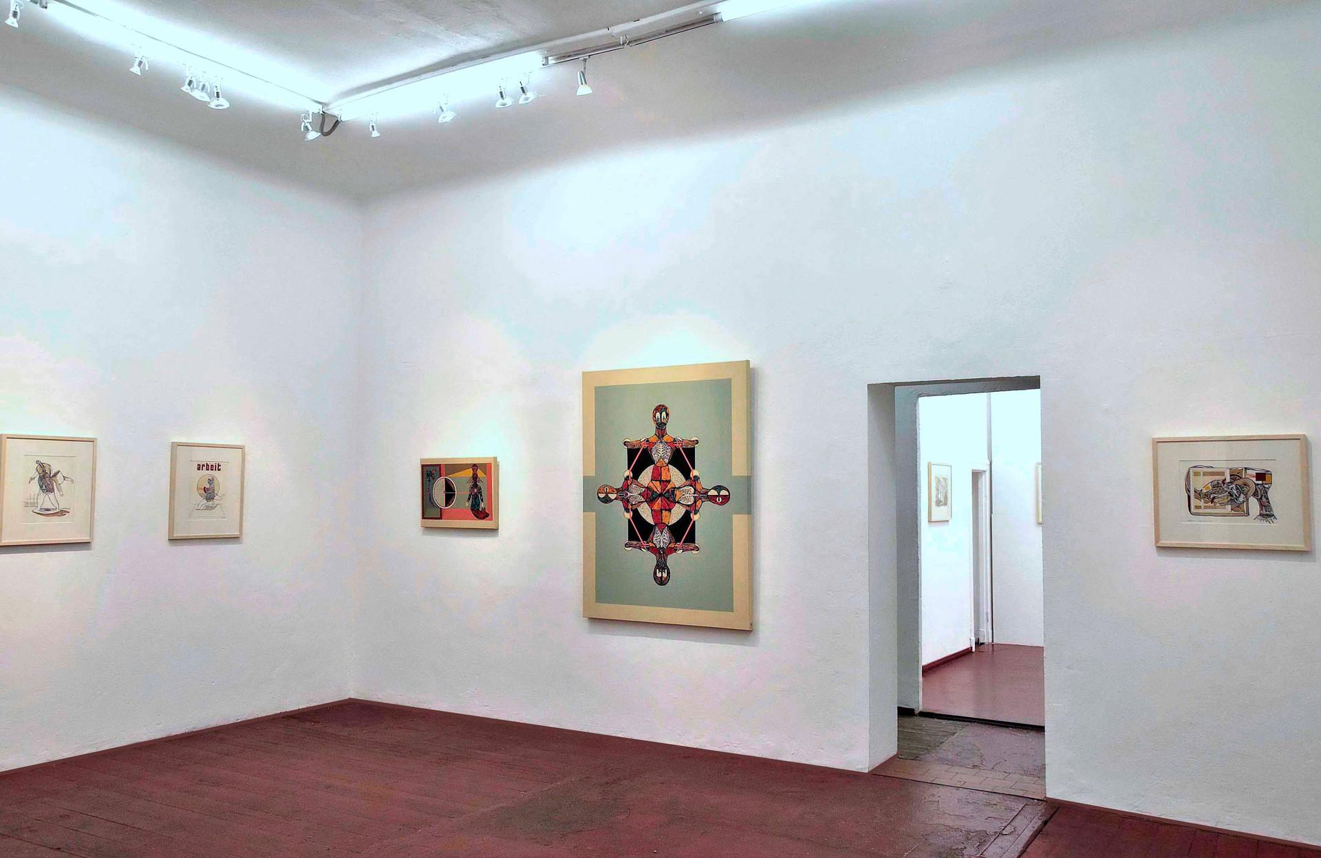 Der Geist der Orte Galerie Kuchling 2014