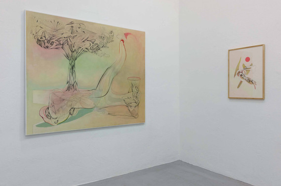 Time and the Others. Galerie Kuchling 2019 Berlin