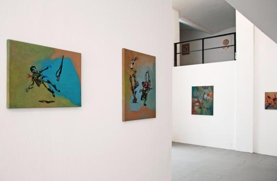 Limits of reason. Kunsthaus Meinblau, Berlin 2012
