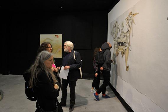 Vineta Pavilion Nr.1 Venice Galerie Kuchling 2017