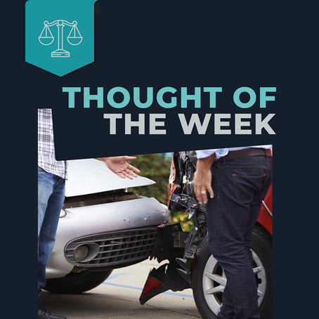 Three Legal Consequences Of Motor Vehicle Accidents