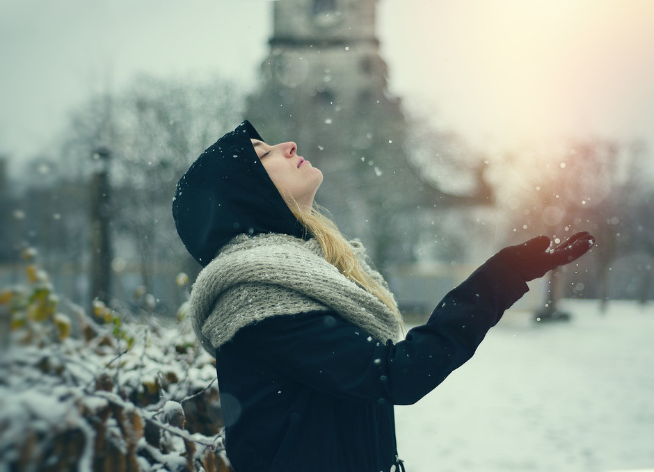 """How to Cope with the """"January Blues"""""""