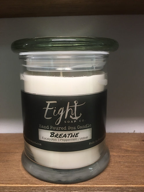 9oz Breathe Candle