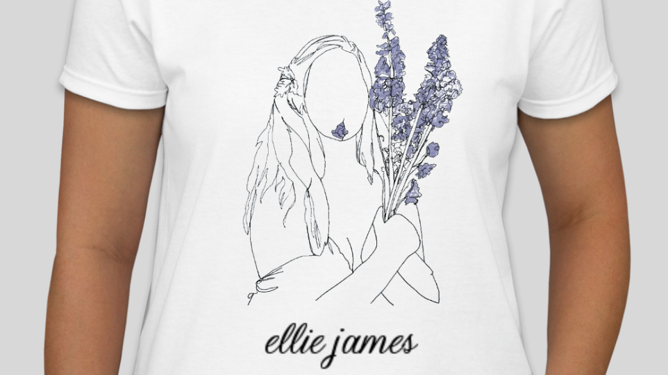 Ellie James Silhouette Tee