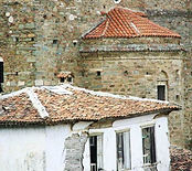 The Old Church, Sirince, Izmir Province, near Ephesus, Turkey