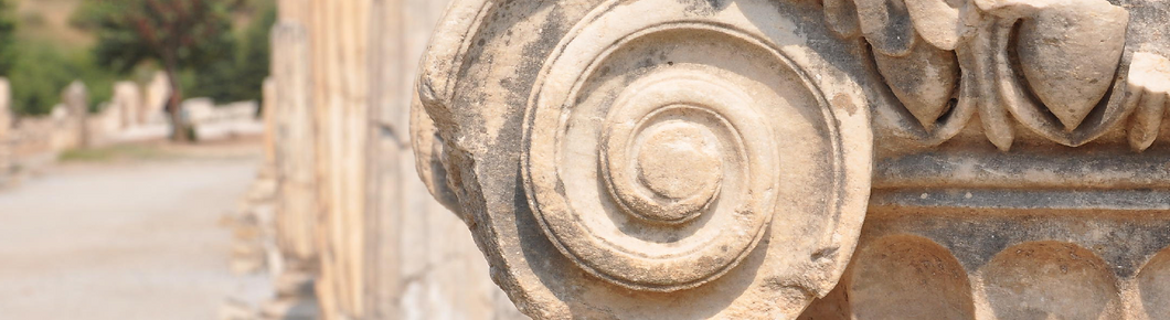 Ephesus, largest collection of archeological remains in the estern Mediterranean, 15 minutes from Sirince Terrace Houses, Turkey