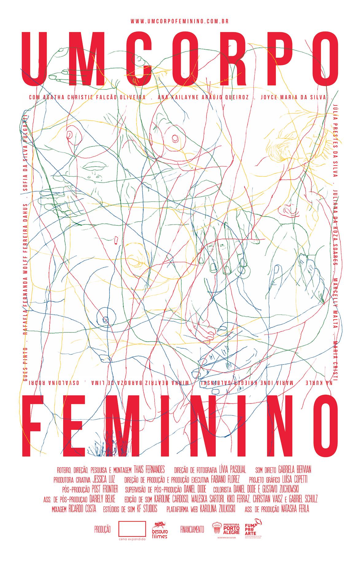 UM CORPO FEMININO