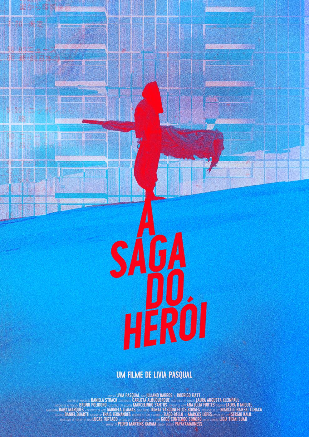 A SAGA DO HERÓI