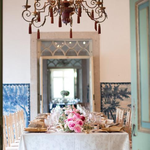 Bruiloft bij Quinta do Torneiro in Lissaon, Portugal