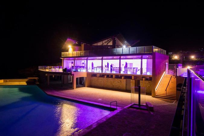 Indor Disco Venue Arriba by the Sea