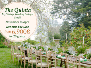 The Quinta November to April Small Pack