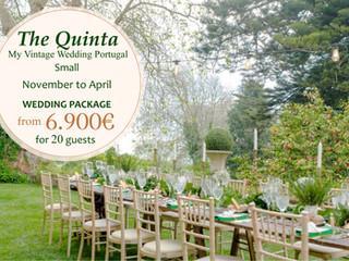 The Quinta November to April Small Pack