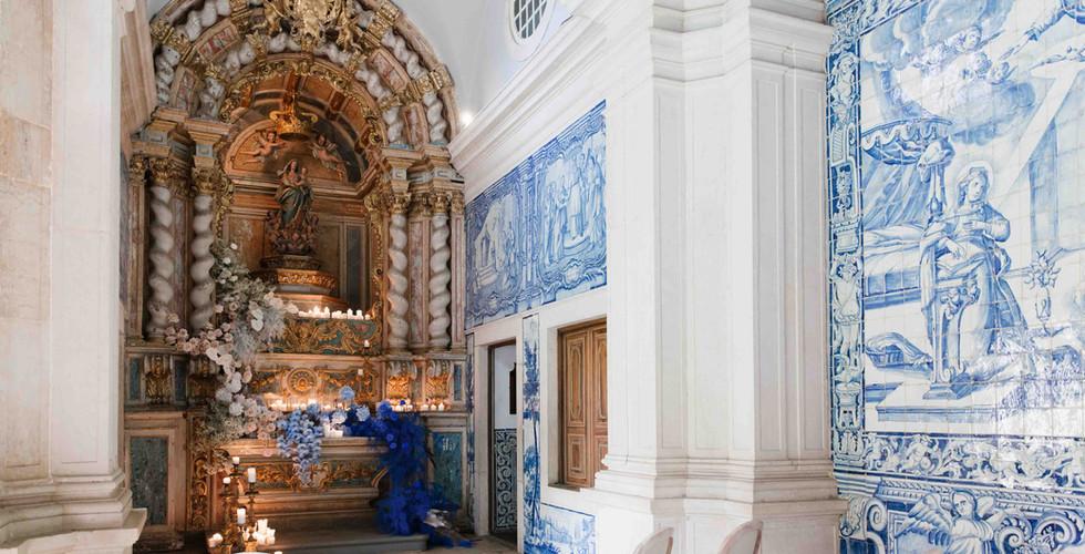 Capela da Quinta do Torneiro em Portugal