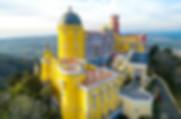 Pena Palace Wedding Castle Venue Portuga