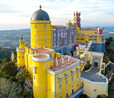 Pena Palace Wedding Venue Portugal