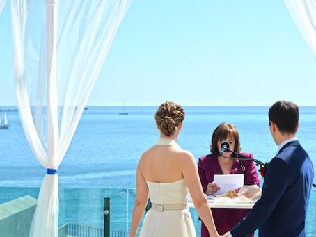 Wedding Celebrants in Lisbon, Portugal