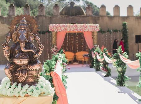 Indian Hindu Wedding Ceremony at Penha Longa Hotel
