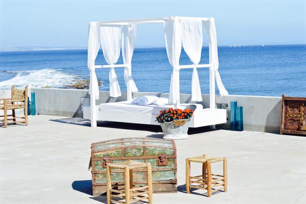Coconuts by the sea wedding venue