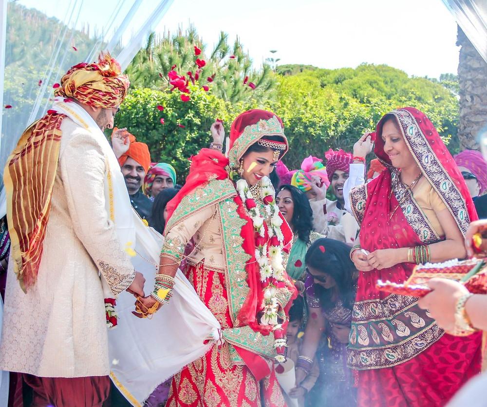 Indian wedding Portugal