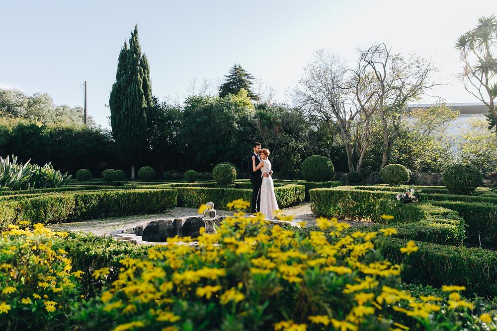 Quinta do Torneiro para casamento em fazenda em Portugal
