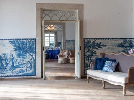 Quinta do Torneiro para Casamentos Vintage em Lisboa