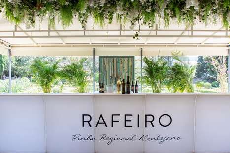 Rafeiro's picnic at Quinta do Torneiro