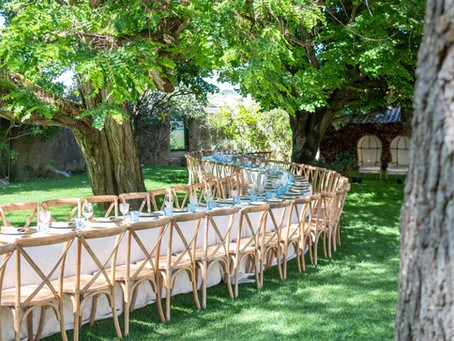 8 Venues for Outdoor Weddings in Portugal