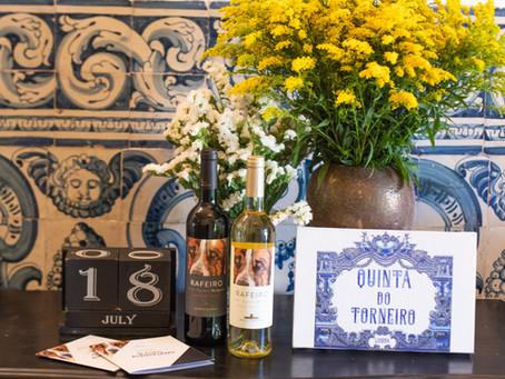 Rafeiro's Wine Picnic at Quinta do Torneiro