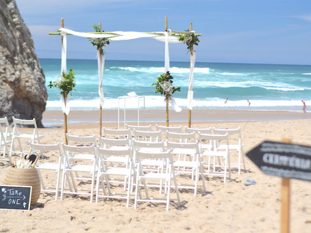 Advice For Your Beach Wedding in Portugal