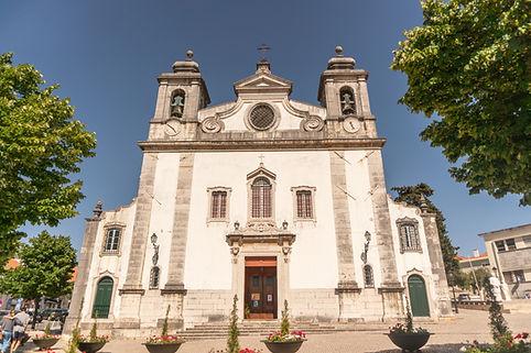 Oeiras Kerk