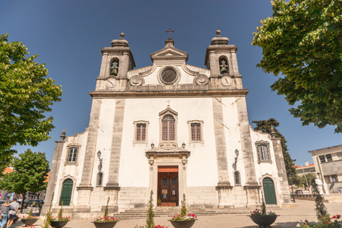 Oeiras Church
