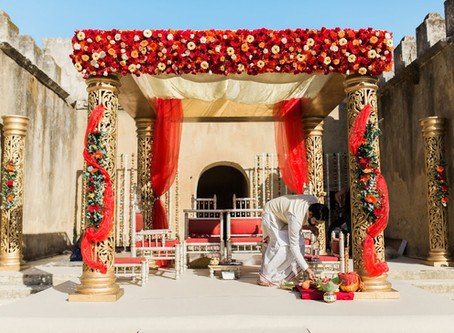 Indian Wedding in Portugal